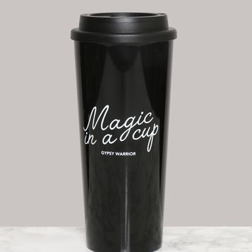 MAGIC IN A CUP TRAVEL MUG