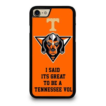 TENNESSEE VOLUNTEERS VOLS iPhone 7 Case Cover