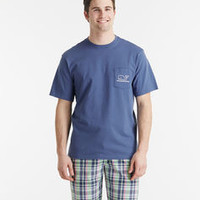 Keeping It Whale Graphic Pocket T-Shirt
