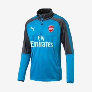 Arsenal 1/4 Zip Training Top