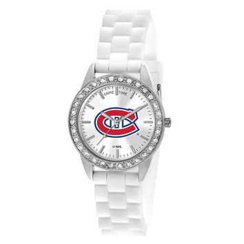 Montreal Canadiens NHL Women's Frost Series Watch
