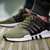 Adidas EQT Equipment Support ADV Primeknit Sprot Shoes Running Shoes Men Casual Shoes S76961