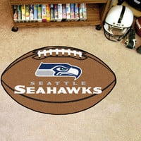 Seattle Seahawks Football Mat