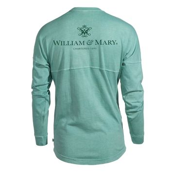 College of William & Mary Tribe NCAA T-Shirt Women's Long Sleeve Spirit Wear Jersey T-Shirt