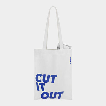 Matisse: The Cut-Outs Canvas Tote