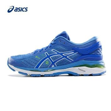 Original ASICS GEL-KAYANO 24 Women's Stability Running Shoes ASICS Sports Shoes Sneake