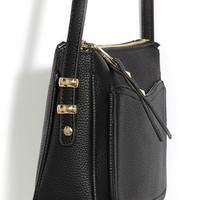 Crossbody and Soul Black Purse