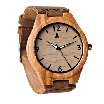 Wooden Watch // Nova