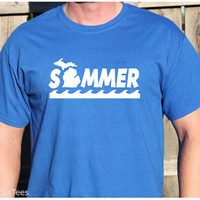 Summer Michigan Shirt