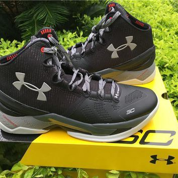 Under Armour Curry 2 The Professional Basketball shoes 7954ce08a