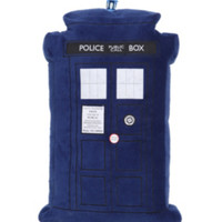 Doctor Who TARDIS Light-Up Pillow