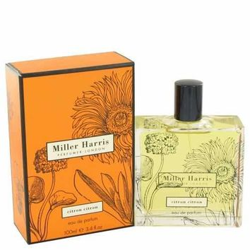 Citron Citron by Miller Harris Eau De Parfum Spray 3.4 oz (Women)