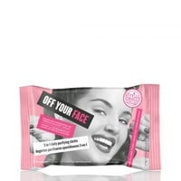 Off Your Face™ cleansing cloths - Cleansers & Makeup Removers - Everyday Skincare - Skincare