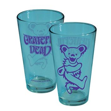 Dancing Bear Pint Glass on sale at SunshineDaydream.Biz
