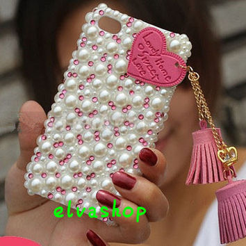 iphone 4 case,preal iphone 5 case,tassel iphone 4s cover handmade,samsung galaxy s3 case,samsung galaxy s4 case