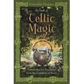 Book of Celtic Magic by Kristoffer Hughes