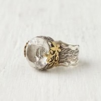 India Crystal Ring at Free People