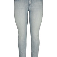 Light Wash Jegging - Light Sandblast