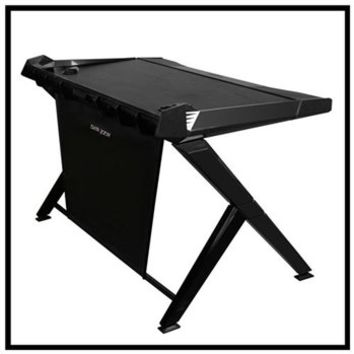 Rakuten.com:DXRacer US Dealer|DXRacer GD1000N gaming desktop office desk computer desks gaming table-Black|Uncategorized
