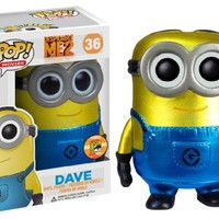 POP Movies (VINYL): Despicable Me - Dave METALLIC