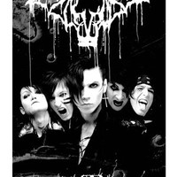 Black Veil Brides Black & White Poster - Offical Band Merch - Buy Online at Grindstore.com