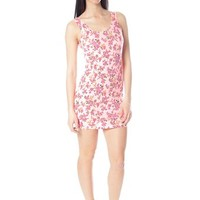 Spring Fling Floral Tank Dress - PINK from Casual & Day at Lucky 21 Lucky 21