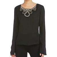 Liberty Love Necklace-Trim Top