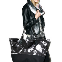 Iron Fist Infedelity Beach Bag Black One