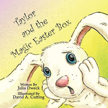 The Magic Easter Box Personalized Storybook - Soft Cover