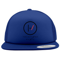 Twenty One Pilots Foam Trucker Hat