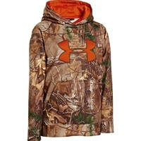 Under Armour Youth Camo Big Logo Hoodie | DICK'S Sporting Goods