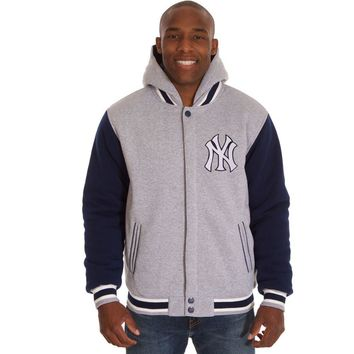 New York Yankees Fleece Hoodie Jacket