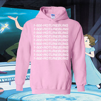 1 800 Hotline Bling Hoodie Hooded Sweatshirt