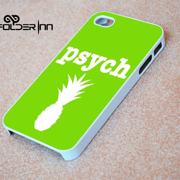 psych green iPhone 4s iphone 5 iphone 5s iphone 6 case, Samsung s3 samsung s4 samsung s5 note 3 note 4 case, iPod 4 5 Case