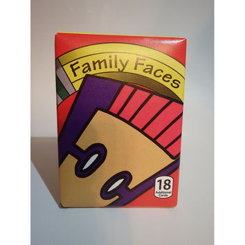 Family Faces Fruit Punch Boost Pack