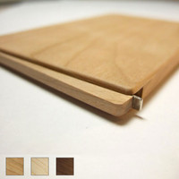 Wood Business Card Holder- Magnetic Close