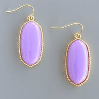 Lavender Mist Earrings