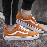 VANS Old Skool  Men and women skateboard shoes casual shoes