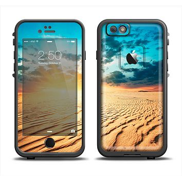 The Sunny Day Desert Apple iPhone 6 LifeProof Fre Case Skin Set