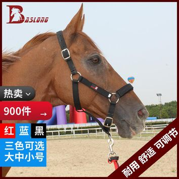 Equestrian Horse Horse cage bridle
