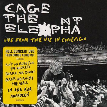 Cage The Elephant : Cage the Elephant: Live from the Vic in Chicago