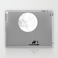 do you want the moon? Laptop & iPad Skin by Sayahelmi