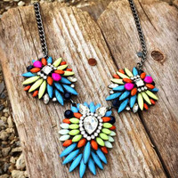 SHINE LIKE THE SUN NECKLACE