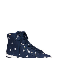 Kate Spade Keds For Kate Spade New York Dori Sneakers Navy Dot