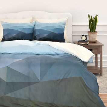 Three Of The Possessed First Light Duvet Cover