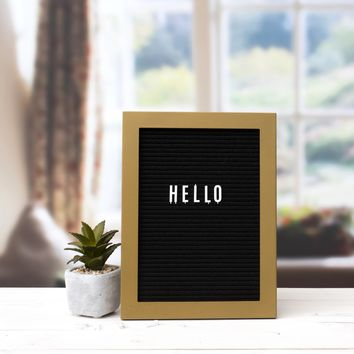 Letter Board with Letters - Project 62™