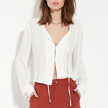 Contemporary High-Waist Shorts
