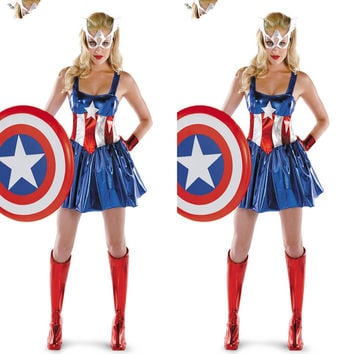 Cosplay Anime Cosplay Apparel Holloween Costume [9220653060]