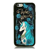 Liquid Glitter Sand Phone Case Unicorns