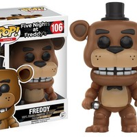 "Five Nights At Freddy's Fazbear 3.75"" Vinyl Figure Funko Pop"